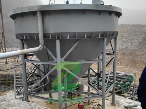 油泥处理设备案例
