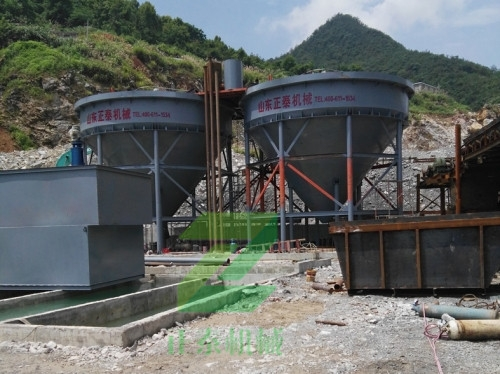 泥浆脱水设备工程案例