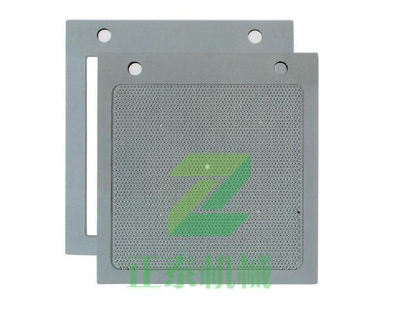 1500型角进料聚丙烯高压隔膜滤板