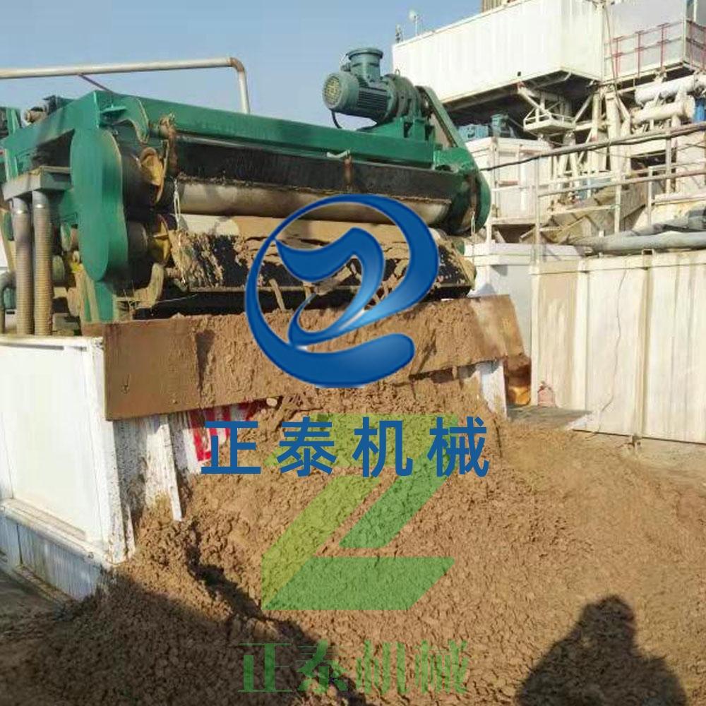 泥浆处理机