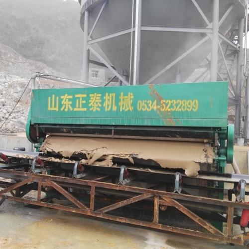 洗沙厂泥浆
